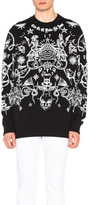 Givenchy Tattoo All Over Sweatshirt