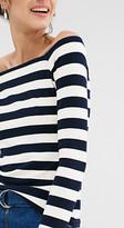 Esprit EDC - Stretch cotton long sleeve T-shirt