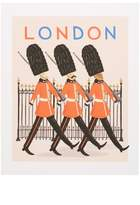 Rifle Paper Co. Bon Voyage London Art Print