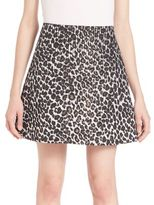 Creatures of the Wind Sage Leopard Skirt