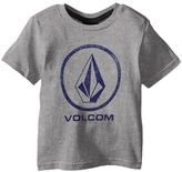 Volcom Fade Stone Short Sleeve Shirt (Toddler/Little Kids)