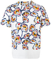 Marni floral print T-shirt - men - Cotton - 48