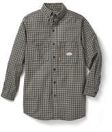 Rasco FR Clothing Rasco Fire Retardant Dress Shirt 7.5 oz, Large Long