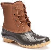 Western Chief Women's Water-Resistant Duck Rain Boots