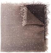 Faliero Sarti sequinned gradient scarf