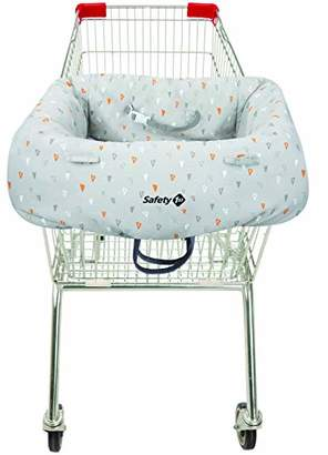 Safety 1st Shopping Trolley Protect, Warm Grey