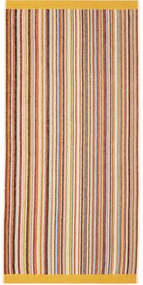 Paul Smith Multicolor Medium Multi Stripe Towel