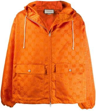 Gucci Off The Grid GG hooded jacket