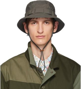 Nonnative Grey Educator Hat