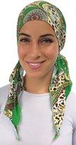 Uptown Girl Headwear Pre Tied Bandana Turban Hat Head Scarf