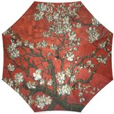 Van Gogh's Painting Umbrella Christmas Gifts Artworks Vincent Van Gogh Artworks Almond Branches In Bloom 100% Fabric And Aluminium Foldable Umbrella