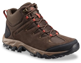 Columbia Buxton Peak Mid Waterproof Boot - Men's
