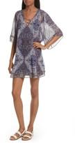 Joie Women's Hadiya Print Silk Dress