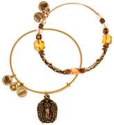 Alex and Ani Enchanted Beaded Bangle Bracelets - Set of 2