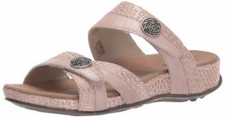 Romika Women's Fidschi 22 Sandal rosa 36 Medium US