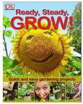 Penguin Books Ready, Steady, Grow!
