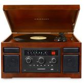 Crosley Patriarch Four-In-One Entertainment Center