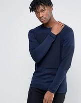 Minimum Textured Knit Sweater