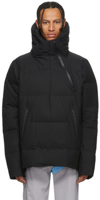Descente Black Down Mizusawa Jacket