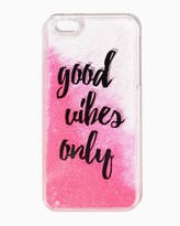 Charming charlie Good Vibes iPhone 6/6+ Case