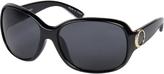 Accessorize Metal Detail Wrap Sunglasses