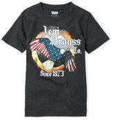 Levi's Boys 8-20) Eagle Graphic Tee