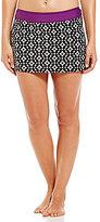 Alex Marie Diamond Banded Skirt