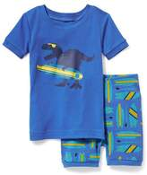 Old Navy 2-Piece Dino Graphic Sleep Set For Toddler