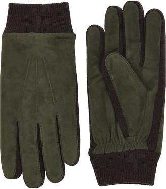Hestra Geoffrey Leather Gloves