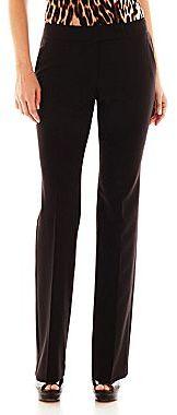 JCPenney Worthington® Modern Straight Pants - Petite