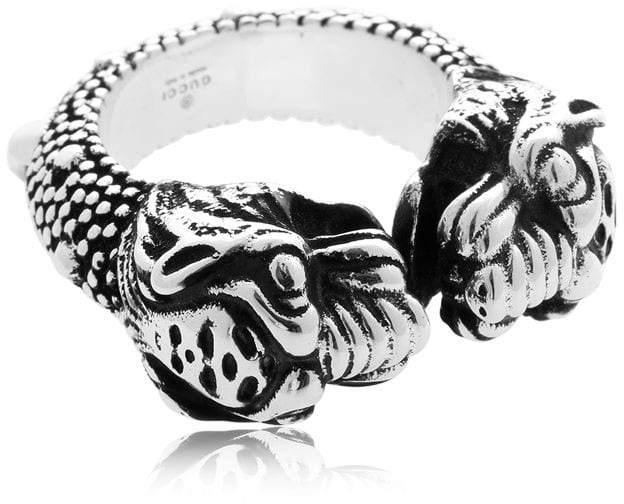 Gucci Vintage Tiger Ring