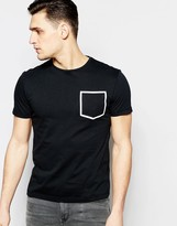 Antony Morato T-shirt With Pocket Print