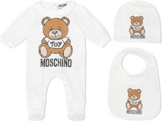 MOSCHINO BAMBINO Teddy Bear Pajamas