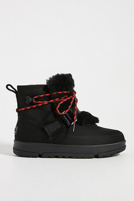 UGG Classic Hiker Boots By in Black Size 6
