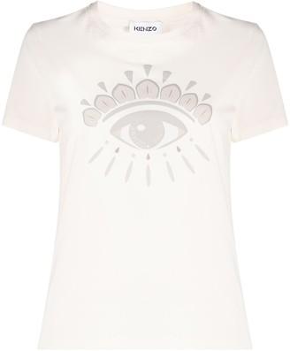 Kenzo Eye-print T-shirt