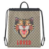 Gucci Angry Cat Rucksack