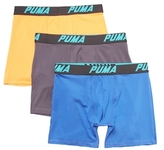 Puma Solid Volume Boxer Brief (3 PK)