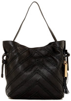 Vince Camuto Nella Leather Hobo Bag
