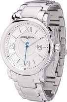 Jorg Gray Solid Stainless Steel Bracelet Dial Men's watch #JG7200-25