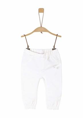 S'Oliver Baby Girls' 59.911.75.3002 Trouser