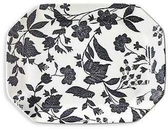 Ralph Lauren Burleigh Garden Vine Rectangular Tray