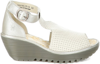 Fly London Yall Leather Sandal