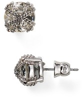 ABS by Allen Schwartz Chain Wrapped Stud Earrings