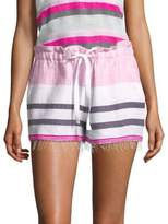Lemlem Mimi Stripe Shorts
