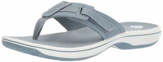 Clarks Women's Brinkley Reef Flip-Flop