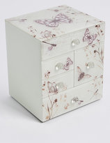 Marks and Spencer Butterfly Bloom Jewellery Box