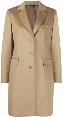 Aspesi Tailored Wool Coat