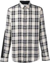 Golden Goose Deluxe Brand plaid shirt - men - Cotton - S