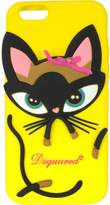 DSQUARED2 Yellow Silicone iPhone 6 Cover