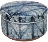 Creative Bath Shibori Ceramic Jar